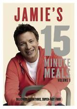 Jamie's 15 Minute Meals : Season 1 : Vol 1 - DVD Region 4 (2 dvd set) cooking