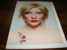 CATE BLANCHETT - MINI POSTER COULEURS !!!! 2 !!!!!!!!!!