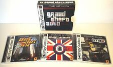 Grand Theft Auto: Collector's Edition PS1! Complete! Great Shape!