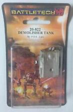 BattleTech Miniatures Demolisher Tank by Iron Metals IWM 20-822