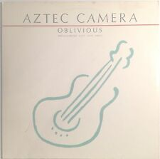 Aztec Camera Oblivious 4-cut Maxi Single Rough Trade 1983 N Mint Vinyl