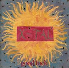 X-tal-Good Luck/mini-album