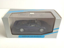 Minichamps 430 102220 Jaguar XJ 220 - metallic blue