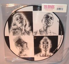 LP NO DOUBT Push and Shove PICTURE DISC NEW MINT SEALED 2012
