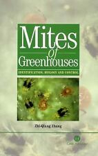 Mites of Greenhouses:, Greenhouses, General, Crop Science, Entomology, Botany, H