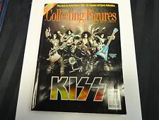 1997 Collecting Figures May Kiss Cover Price Guide For Action Figures,Dolls, Ect