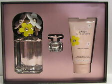 Marc Jacobs Daisy Eau So Fresh Women 3 Pieces Set 4.2 oz EDT + Lotion + Mini