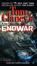 Tom Clancy's EndWar, Michaels, David, Good Condition, Book