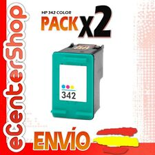 2 Cartuchos Tinta Color HP 342 Reman HP Photosmart C3180
