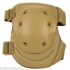 BlackHawk Hellstorm Tactical Knee Pads Coyote Tan 808300CT  V.2 Pair Authentic