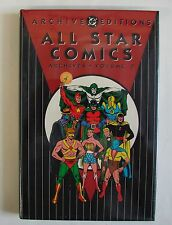 US DC Archive Edition: all Star Comics vol2 HC (NUOVO)