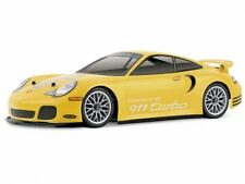 HPI 7335 PORCHE 911 TURBO (190MM) [CLEAR 190MM TOURING CAR BODY SHELLS] NEW!