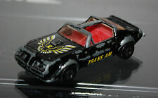 Matchbox SUPERFAST-Pontiac-Trans Am-Modell-Made in Macau-1979-very rare