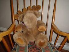 "Macy's Northern Exposure 19"" Stuffed Moose 1993"