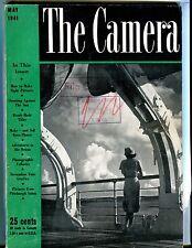 The Camera Magazine May 1941 Corbin Kohn GD 042617nonjhe