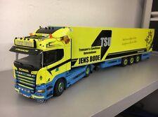 Tekno  Scania R HL Jens Bode  Kühlkoffersattelzug