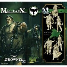 Malifaux The Resurrectionists BNIB The Drowned WYR20229