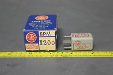 VINTAGE NEVER USED UTC PASS BAND FILTER BPM-1200  (S15-1-22A)