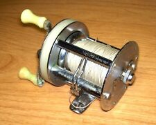 Vintage SHAKESPEARE TRIUMPH 1958 Model-FK Casting Reel GOOD CONDITION   Reel #12