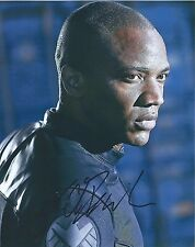 Marvel Agents of Shield J AUGUST RICHARDS Signed 8x10 Photo Michael Collins