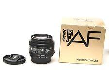 Nikon AF Nikkor 24mm F2.8  BOXED