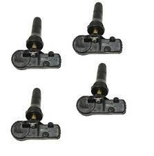 4X Tire Pressure Monitoring Sensor TPMS Jeep Dodge Journey Charger 56029398AB