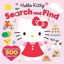 Hello Kitty Search and Find Jones, Frankie