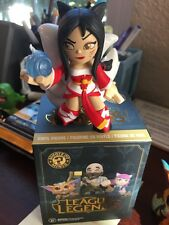 FUNKO LEAGUE OF LEGENDS AHRI MYSTERY MINIS VINYL FIGURE 1/36 CHASE FIGURE