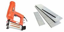 Tacwise 1183 18G/50 Electric Brad Nailer + 20mm Galvanised Brad Nails (240V)
