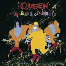 "QUEEN ""A KIND OF MAGIC"" CD 2011 REMASTERED NEW+"