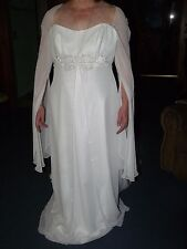 Bonny White Wedding Dress - Size 16 - New With Tag - Style #360 - Lot: 42903