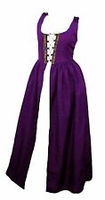 RENAISSANCE MEDIEVAL CLOTHES HALLOWEEN COSTUME PIRATE WENCH IRISH OVER DRESS