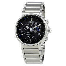Citizen Proximity Chronograph Perpetual Mens Watch BZ1000-54E