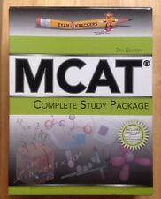 OSOTE MCAT COMPLETE SUBJECT REVIEW BOOK SET, 5 BOOKS, STUDY GUIDE, 7TH EDITION