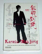 """Francis Ng Chun-Yu """"Karmic Mahjong"""" Liang Jing RARE HK 2006 Action Triad OOP DVD"""