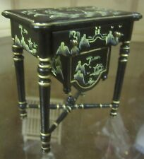 Quality 12th Dolls House  Sewing Table C abinet   JaiYi 096-03