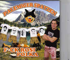 Palemiger Spatzen-F Ck Rosi Polka cd single