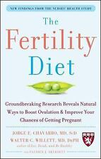 The Fertility Diet: Groundbreaking Research Reveals Natural Ways to Boost Ovulat