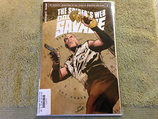 DOC SAVAGE 1   Dynamite comic Book THE SPIDER'S WEB