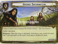 Lord of the Rings LCG - 1x gather information #014 - The Lost Realm