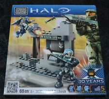 2011 MEGA BLOKS HALO ODST AMBUSH 69 PCS. 96931 FACTORY SEALED