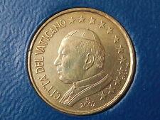 VATICAN - 10 cent euro 2002 UNC, du BU/KMS **65.000 ex** Rare