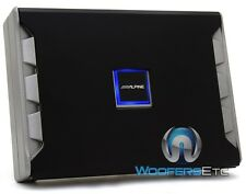 ALPINE PDR-F50 4-CHANNEL 1000W MAX COMPONENT SPEAKERS CAR STEREO AMPLIFIER NEW