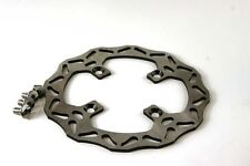 Piranha Pit Bike 220mm brake disc. Fits SSR, YCF, Pitster Pro, and others