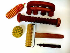 Wooden Acupressure Full Body Massagers (Acupuncture Kit) Best For Health