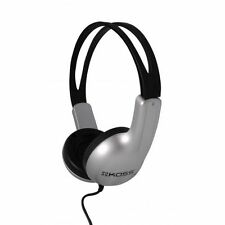 Koss ED1TC Headband Headphones - Silver/Black