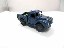 ARMY 1 TON CARGO TRUCK DINKY 641