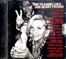 FLAMING LIPS And Heady Fwends CD NEW UNPLAYED