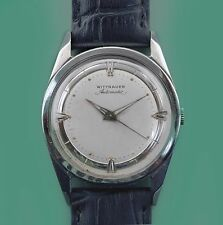 WITTNAUER Vintage 50's Fancy Dial Automatic Men's watch