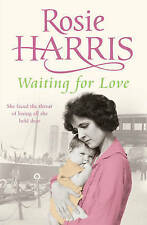 ROSIE HARRIS ____ WAITING FOR LOVE ____ BRAND NEW ___ UK FREEPOST